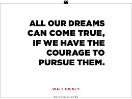 Dream Big Quotes And Sayings