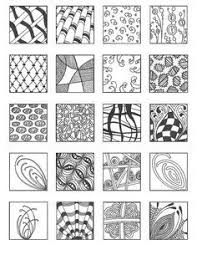Easy Zentangle Patterns Magnificent Easy Zentangle Patterns Buscar Con Google Zentangle Pinterest