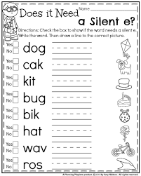 These free worksheets help your kids learn to define sounds from letters to make words. 47 1st Grade Fun Worksheets Photo Ideas Samsfriedchickenanddonuts