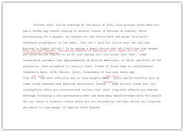 developing a final draft of a research paper humanities  tip