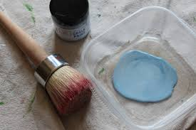 whenever you use ascp pour it into a separate bowl you never want to dip your brush or add water directly into the paint can because the paint can begin can you paint leather furniture