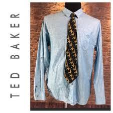 Ted Baker London Men S Size Chart
