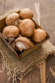 mushrooms nutrition