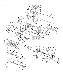 evinrude remote control parts for 1972 50hp 50273c outboard motor reference numbers in this diagram can be found in a light blue row below scroll down to order each product listed is an oem or aftermarket equivalent