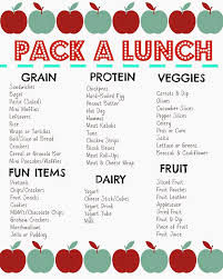 best back to school activities images class  packed lunch box ideas printable favorite lunchbox tools