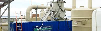 water works okc worlds largest deammonification from world water works