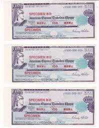an american express travelers cheque specimen 3 x 10000 yen unc j006 ebay
