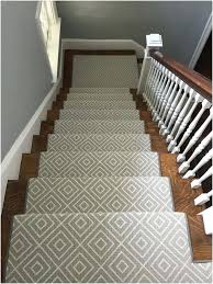 carpet tiles for stairs a cozy best geometric stair runners rugs images on tile rug grigsbys