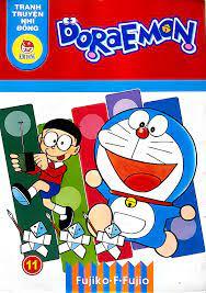Sách Doraemon Truyện Tranh Nhi Đồng - Tập 11 - FAHASA.COM