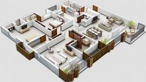 4 bedroom house designs. Amazing Awesome Modern Square House Design Come With Large Home Plan And 4 Bedroom Floor Plans 3d Pics Designs O