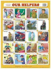 Helpers Chart Buy Our Helpers Alka Educational Chart Book Na