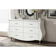 baxton studio enzo modern and contemporary white faux leather
