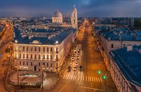 San Pietroburgo HD Wallpaper | Sfondo