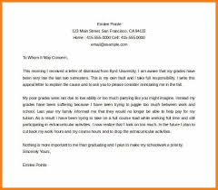 8 Dismissal Letter Example Instinctual Intelligence