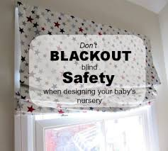 blackout shades baby room. Nursery Blinds Safety Blackout Shades Baby Room