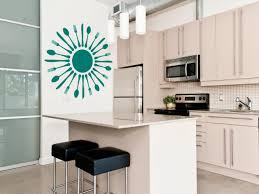 Decals For Kitchen Cabinets 9 Kitchen Color Ideas That Arent White Hgtvs Decorating