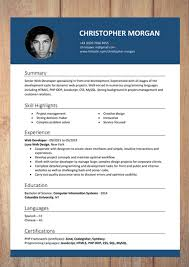 Download Free Resume Builder Resumes Cv Resume Templates Examples Doc Word Download