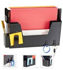 hanging office organizer. Image Is Loading Wall-File-Folder-Organizer-Document-Letter-Memo-Holder- Hanging Office Organizer T