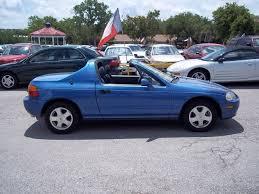 1994 Honda Civic del Sol - Information and photos - ZombieDrive