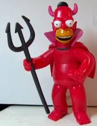 Image result for i am evil homer