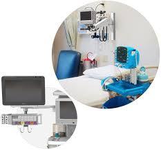 Medical Monitoring Patient Monitoring Gcx Medical Mounting Solutions