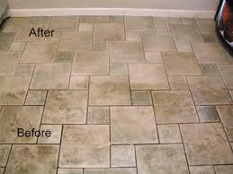 Clean Grout On Tile Floors Vinegar How To Clean Grout On Tile Floors