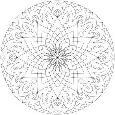 expert mandala coloring pages level picture printable and colors