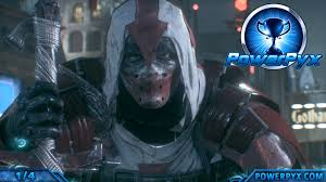 batman arkham knight heir to the cowl side mission walkthrough azrael symbol locations you