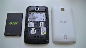 Test de l'Acer Liquid Z110 Duo – un ...