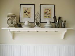 decorative white kitchen wall with hanger image of decorative white wall