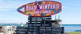 Review Of Billy Winters Cafe In Weymouth