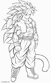 Dragon Ball Z Vegeta Coloring Pages Car Interior Design Super