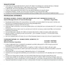 Event Planner Resume Objective Resume For Event Coordinator Airexpresscarrier Com