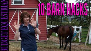 10 barn s budget equestrian