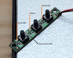 part iv audio video wiring downing s basement oem screen tact