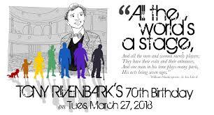 Tony Rivenbarks 70th Birthday Thalian Hall Center For The