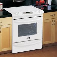 kenmore electric stove. kenmore slide-in electric range stove