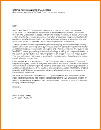 Sample Medical Referral Letters Hvac Cover Letter Sample Hvac