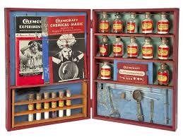 Vintage 1947 Chemcraft Chemistry Set 5 Sold Re In