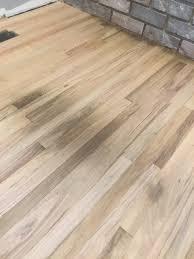 my hardwood floor has pet sns