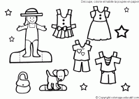 Small Picture printable paper doll coloring pages me free paper doll coloring