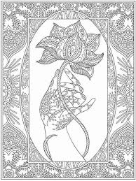 12 Garden Flowers Printable Coloring Pages For Adult Realistic