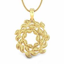 nature s pride gold pendant