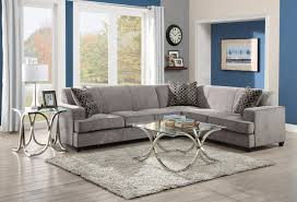 Interior: Modern Gray Couch Living Room Be Equipped With Gray Sofa ...