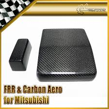 popular fuse box cover buy cheap fuse box cover lots from car styling for mitsubishi evolution evo 10 carbon fiber fuse box cover in stock
