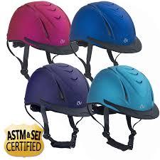 Ovation Helmet Size Chart Ovation Deluxe Schooler Metallic Helmet