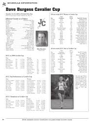 2009 JCCC Cross Country Media Guide by Chris Gray - issuu