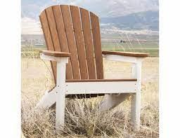 gardens comfo back adirondack chair