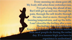 runner things 1527 every morning my alarm goes off my body runner things 1527 every morning my alarm goes off my body still aches