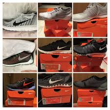 san jose food blog warriors vs blazers and a trip to the nike here are a few pair of shoes that i got for ngoc and myself not pictured are the clothes that i bought for us as well as colin s few pair of shoes